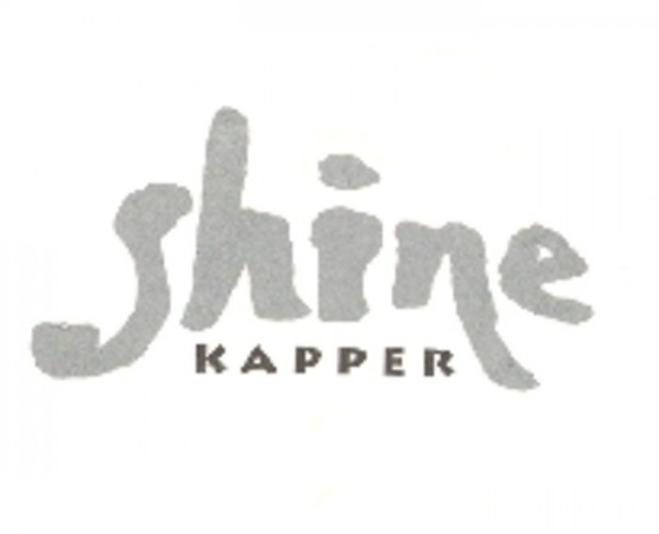 Logo Shine kapper