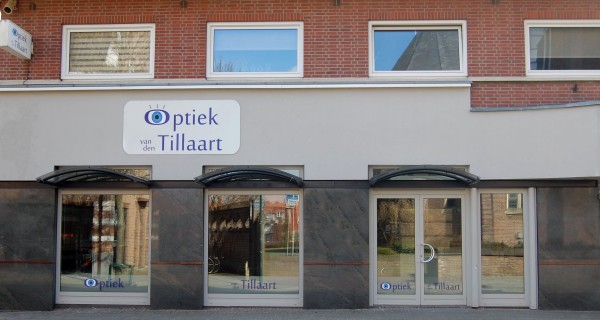 Foto pand Optiek van den Tillaart
