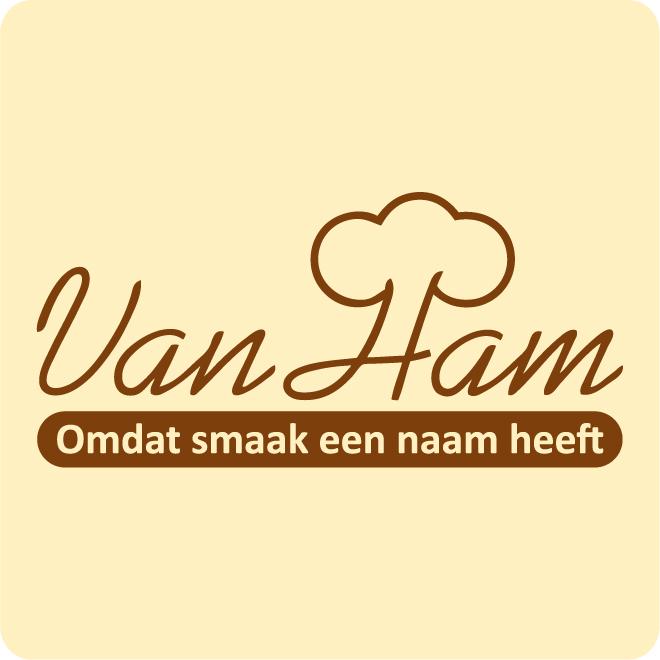 Logo Bakkerij van Ham