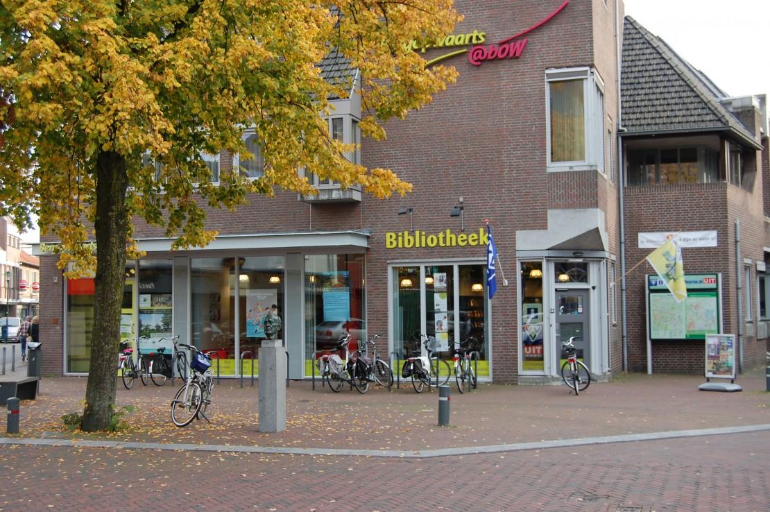 Foto pand Bibliotheek Deurne