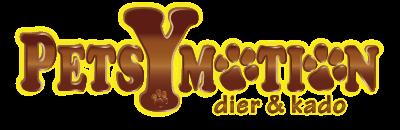 Logo PetsYmotion dier & kado