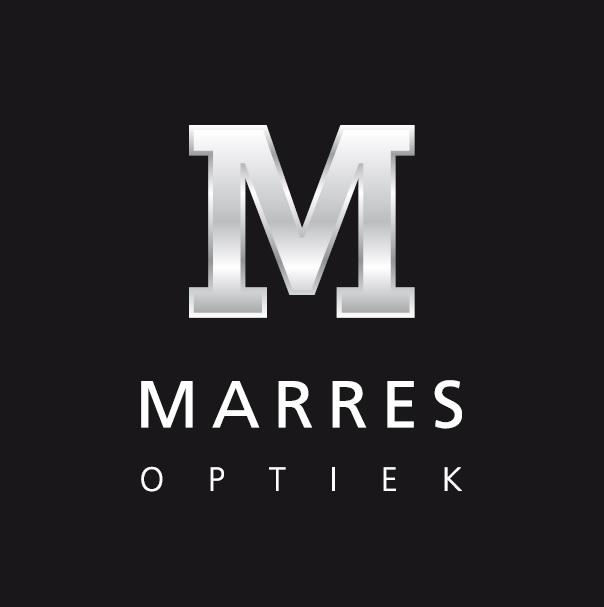 Logo MARRES OPTIEK  Bril en lens Specialist.