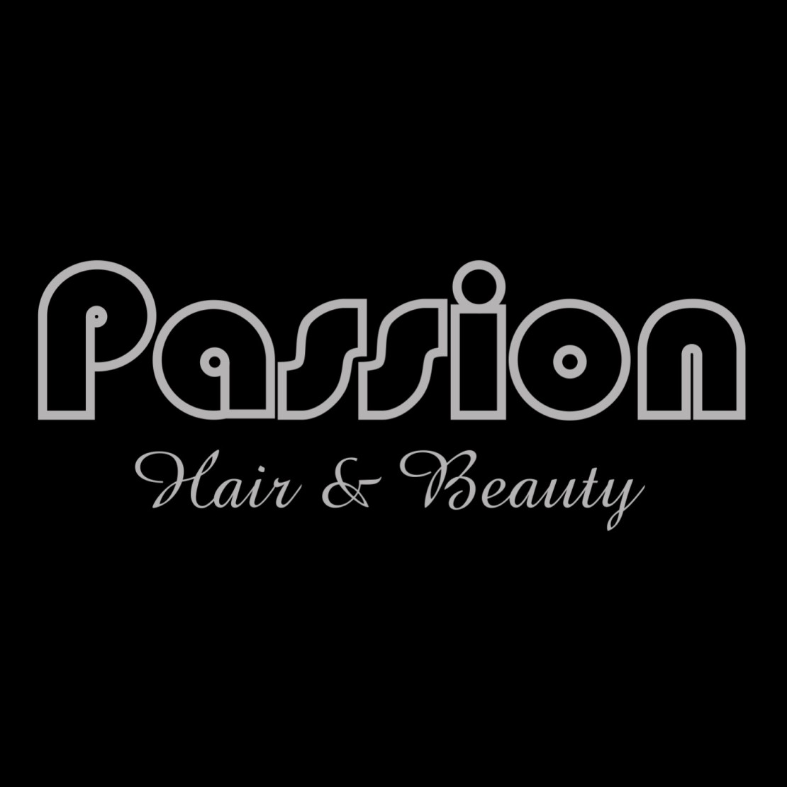 Logo Passion Hair & Beauty
