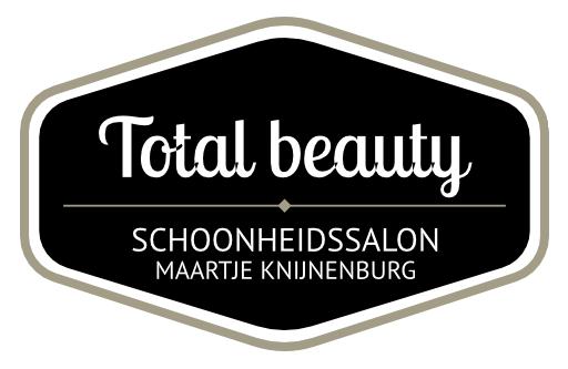 Logo Total Beauty Schoonheidssalon