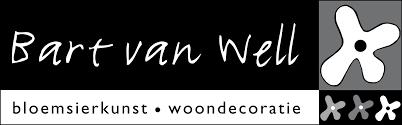 Logo Bloemsierkunst van Well
