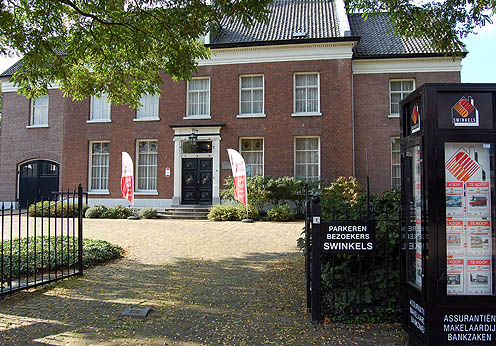 Foto pand Assurantie- & Makelaarskantoor Swinkels BV