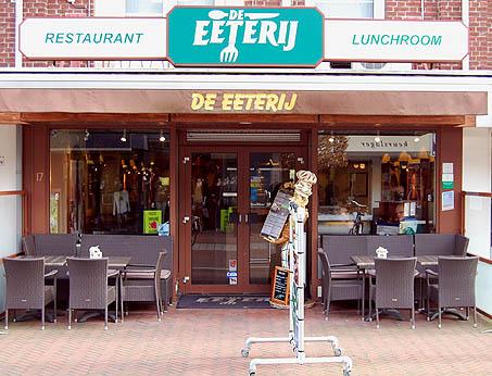 Foto pand Restaurant/lunchroom De Eeterij