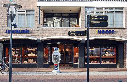 Foto pand Juwelier van Hooff