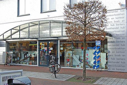 Foto pand Boekhandel Hub Berkers