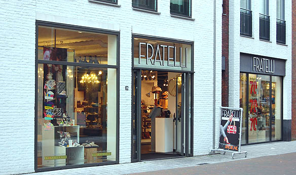 Foto pand FRATELLI-Shoes and Bags